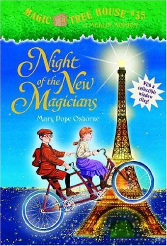 Image for Night of the New Magicians (Magic Tree House #35, A Stepping Stone Book(TM))