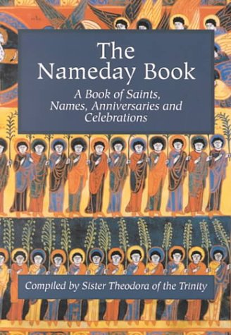 Image for The Nameday Book: A Book of Saints, Names, Anniversaries and Celebrations