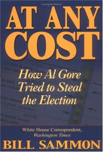Image for At Any Cost : How Al Gore Tried to Steal the Election