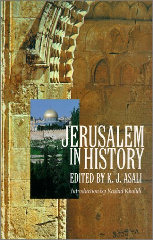 Image for Jerusalem in History