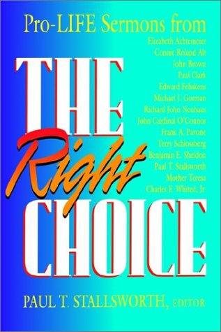 Image for Right Choice : Pro-Life Sermons