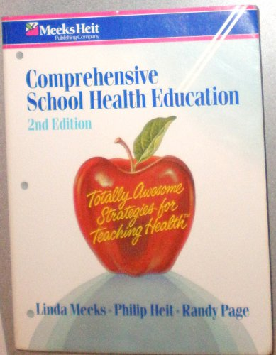 Image for Comprehensive School Health Education (Totally Awsome Strategies for Teaching Health, K-12)