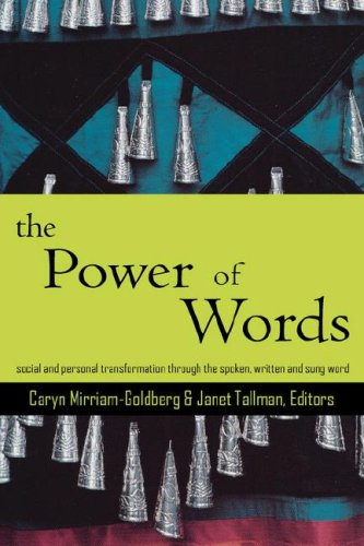 Image for The Power of Words: A Transformative Language Arts Reader