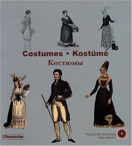 Image for Costumes (Library of Ornament) (Multilingual Edition)