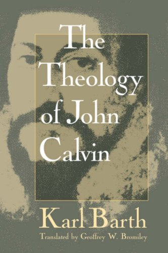 Image for The Theology of John Calvin