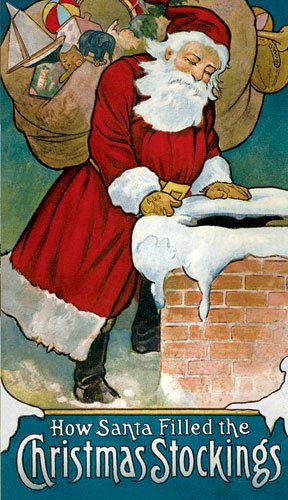 Image for How Santa Filled the Christmas Stockings