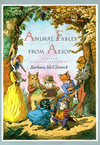 Image for Animal Fables from Aesop