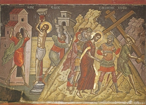 Image for Scourging & Carrying the Cross (10 x 7)