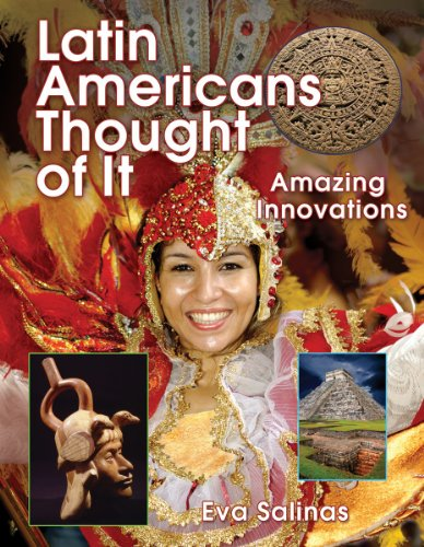 Image for Latin Americans Thought of It: Amazing Innovations (We Thought Of It)
